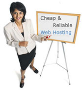 Cheap & Reliable Web Hosting